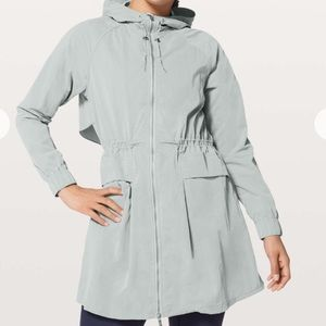 Lululemon Pack & Glyde Jacket NWT